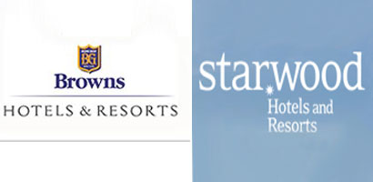 Browns Hotels ties up with Starwood Hotels