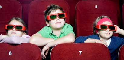 Warnings over 3D usage for children