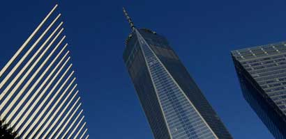 World Trade Center open for business